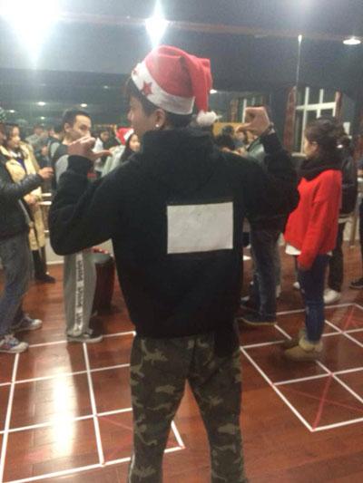 【欧吉舞蹈】圣诞节派对-花絮剪影08