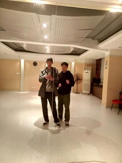 【欧吉舞蹈】圣诞节派对-花絮剪影11