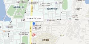 【欧吉舞蹈】光谷纺织大学店-地图