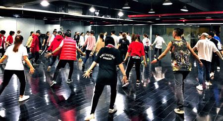 舞蹈培训班(DANCE CLASS)