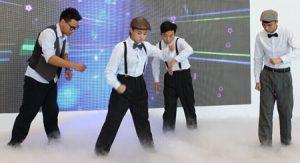 机械舞(POPPING DANCE)