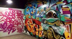 涂鸦设计/教学(GRAFFITI)