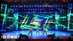 【欧吉舞蹈】十周年庆-街舞展演-余静/张雨晴/袁晨曦-OG女团G.W